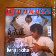 Coleccionismo deportivo: REVISTA EL BUDOKA N,346. Lote 134066430