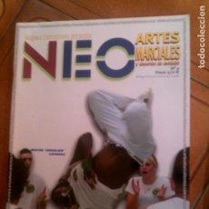 Coleccionismo deportivo: REVISTA NEO DE ARTES MARCIALES N,9. Lote 134066526
