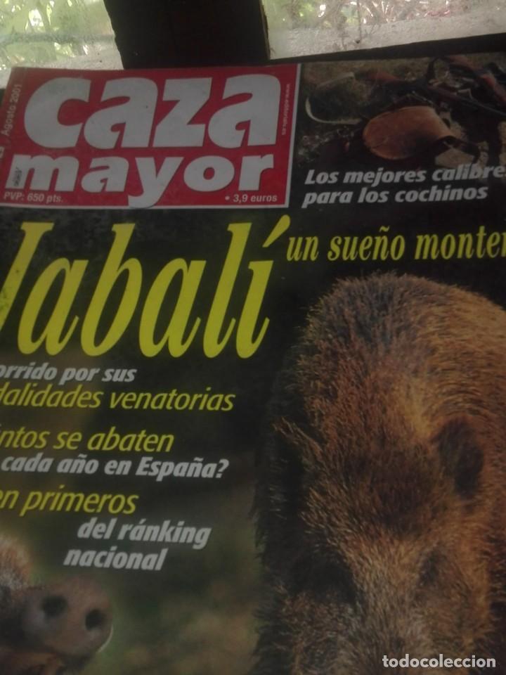REVISTAS CAZA ANTIGUAS (Coleccionismo Deportivo - Revistas y Periódicos - otros Deportes)
