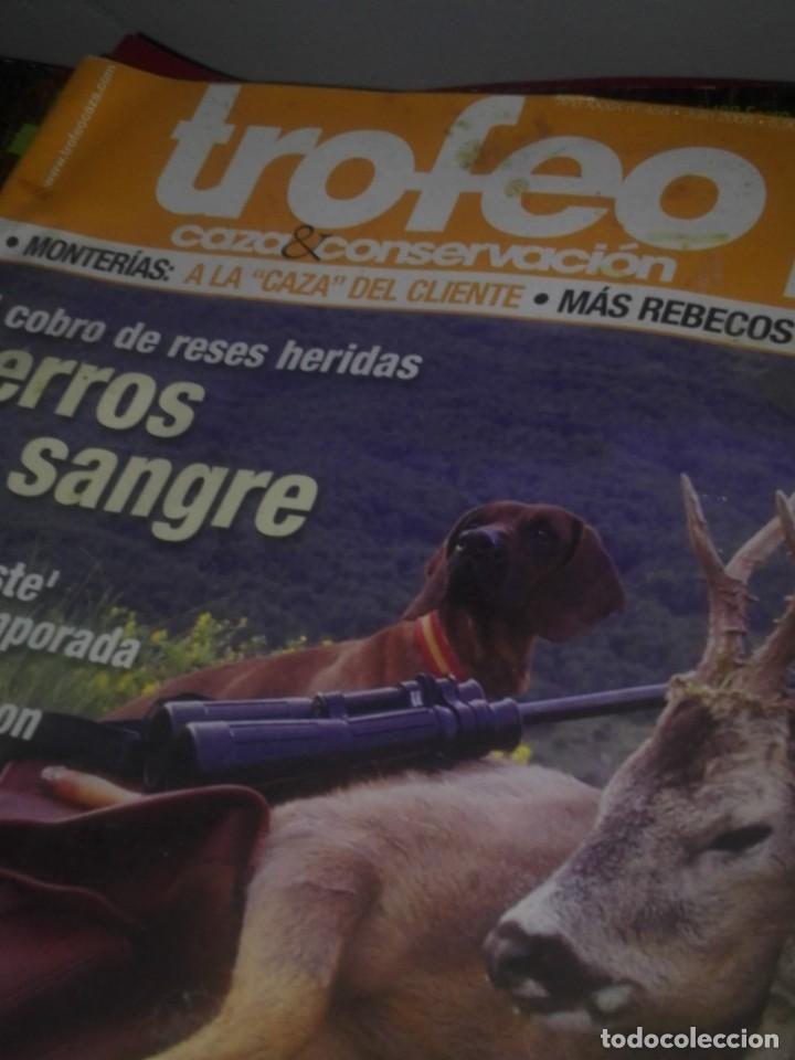 Coleccionismo deportivo: Revistas caza antiguas - Foto 2 - 134241270