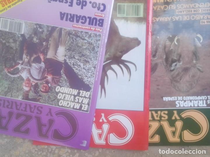 Coleccionismo deportivo: Revistas caza antiguas - Foto 3 - 134241270