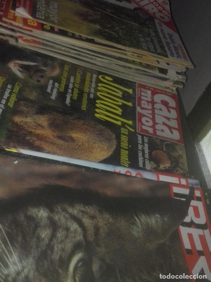 Coleccionismo deportivo: Revistas caza antiguas - Foto 6 - 134241270