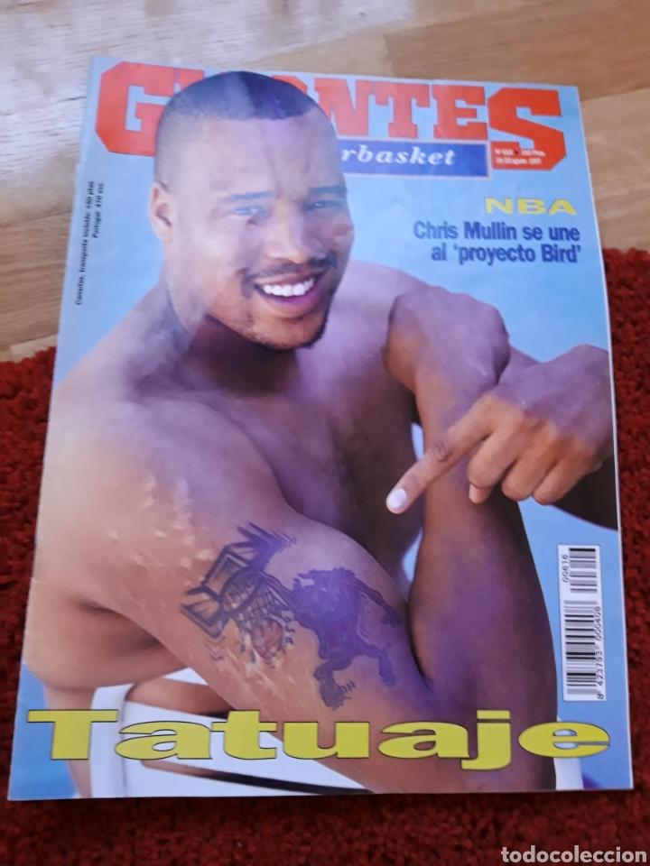 GIGANTES DEL BASKET 616 JORDAN 1997 (Coleccionismo Deportivo - Revistas y Periódicos - otros Deportes)