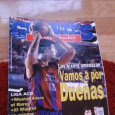 Coleccionismo deportivo: GIGANTES DEL BASKET 579 JORDAN 1996. Lote 134711906