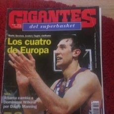 Coleccionismo deportivo: GIGANTES DEL BASKET EPI 435 1994. Lote 134717479