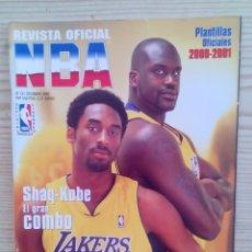 Coleccionismo deportivo: REVISTA BALONCESTO NBA - NUMERO 101. Lote 134784738
