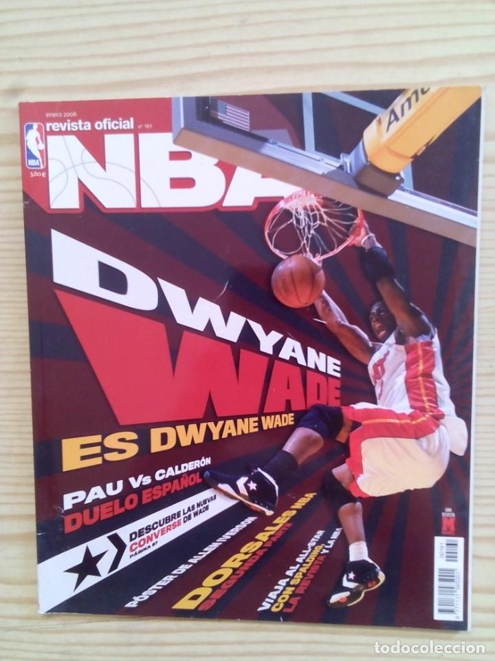 REVISTA BALONCESTO NBA - NUMERO 161 (Coleccionismo Deportivo - Revistas y Periódicos - otros Deportes)