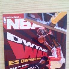 Coleccionismo deportivo: REVISTA BALONCESTO NBA - NUMERO 161. Lote 134787358
