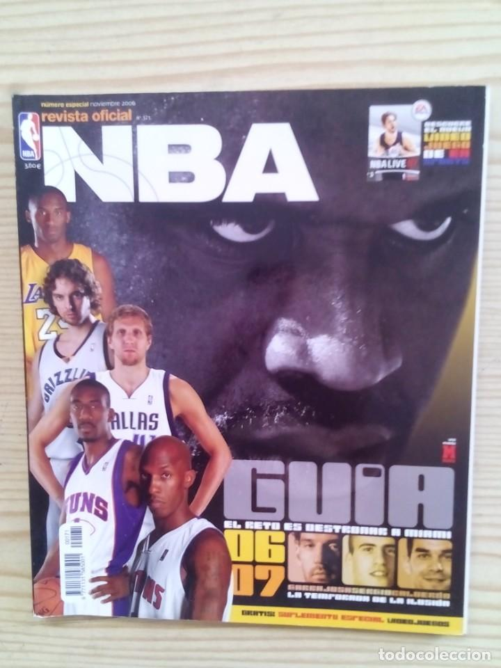 REVISTA BALONCESTO NBA - NUMERO 171 (Coleccionismo Deportivo - Revistas y Periódicos - otros Deportes)