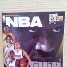 Coleccionismo deportivo: REVISTA BALONCESTO NBA - NUMERO 171. Lote 134787462