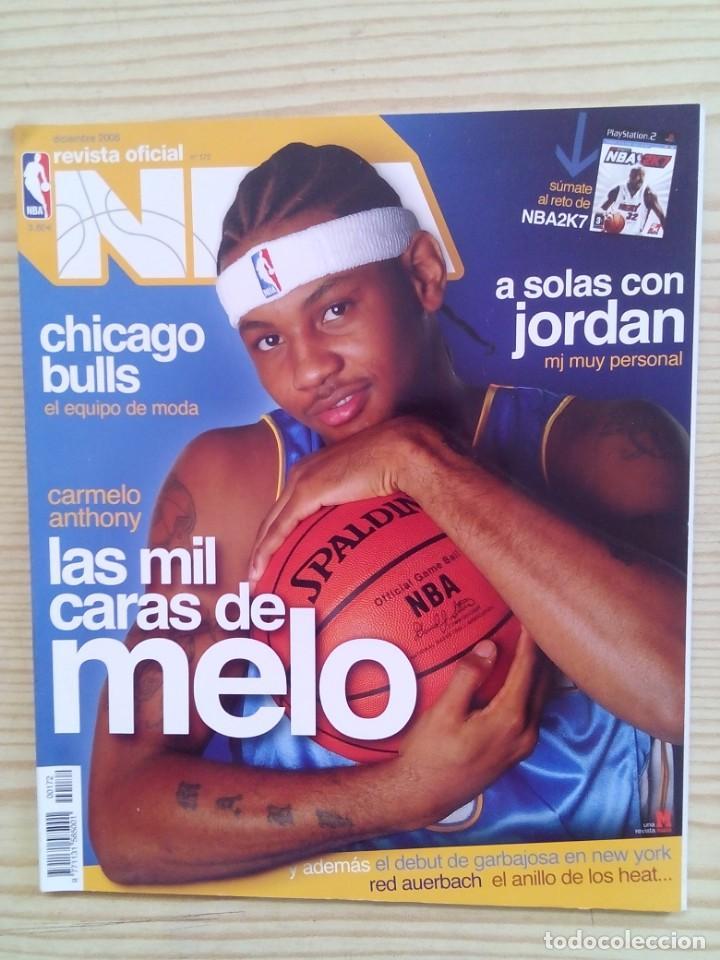 REVISTA BALONCESTO NBA - NUMERO 172 (Coleccionismo Deportivo - Revistas y Periódicos - otros Deportes)