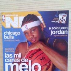 Coleccionismo deportivo: REVISTA BALONCESTO NBA - NUMERO 172. Lote 134787522