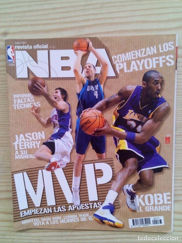 REVISTA BALONCESTO NBA - NUMERO 177 (Coleccionismo Deportivo - Revistas y Periódicos - otros Deportes)