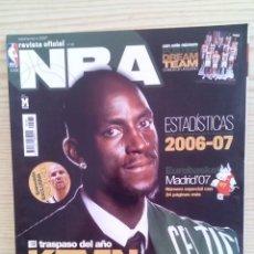 Coleccionismo deportivo: REVISTA BALONCESTO NBA - NUMERO 181. Lote 134787722