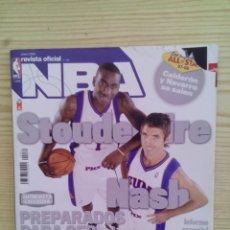 Coleccionismo deportivo: REVISTA BALONCESTO NBA - NUMERO 185. Lote 134787802