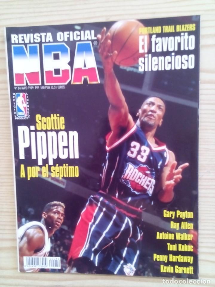 REVISTA BALONCESTO NBA - NUMERO 84 (Coleccionismo Deportivo - Revistas y Periódicos - otros Deportes)