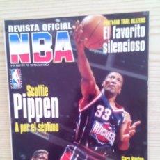Coleccionismo deportivo: REVISTA BALONCESTO NBA - NUMERO 84. Lote 134788046