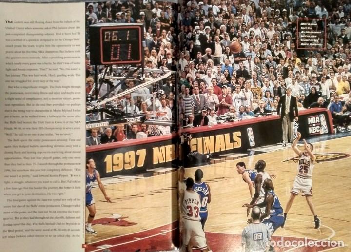 Coleccionismo deportivo: Michael Jordan - Revista Sports illustrated (1997) - Especial quinto anillo - NBA - Foto 10 - 76729867