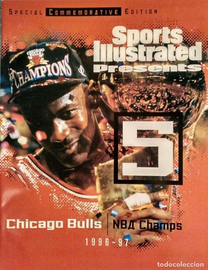MICHAEL JORDAN - REVISTA ''SPORTS ILLUSTRATED'' (1997) - ESPECIAL QUINTO ANILLO - NBA (Coleccionismo Deportivo - Revistas y Periódicos - otros Deportes)