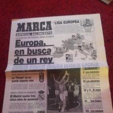 Coleccionismo deportivo: BASKET ACB LIGA EUROPEA COPA DE EUROPA ESPECIAL. Lote 136755872
