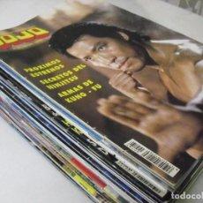 Coleccionismo deportivo: LOTE DE 38 REVISTAS DE ARTES MARCIALES ''DOJO''. Lote 137069986