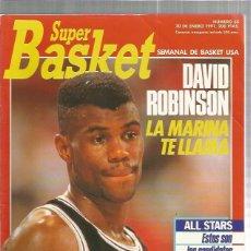 Coleccionismo deportivo: SUPER BASKET 65. Lote 137698086
