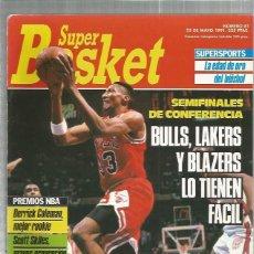Coleccionismo deportivo: SUPER BASKET 81. Lote 137698230