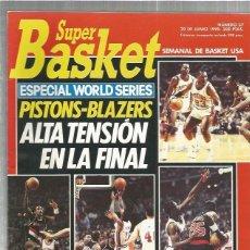 Coleccionismo deportivo: SUPER BASKET 37. Lote 137698498