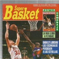 Coleccionismo deportivo: SUPER BASKET 182. Lote 137699034