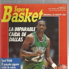 Coleccionismo deportivo: SUPER BASKET 14. Lote 137699106