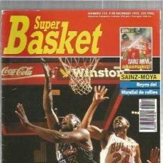 Coleccionismo deportivo: SUPER BASKET 154. Lote 137699154