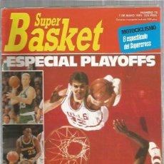 Coleccionismo deportivo: SUPER BASKET 78. Lote 137699210