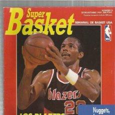 Coleccionismo deportivo: SUPER BASKET 3. Lote 137699442