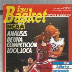 Coleccionismo deportivo: SUPER BASKET 29. Lote 137700290