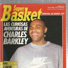 Coleccionismo deportivo: SUPER BASKET 28. Lote 137700346