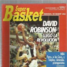 Coleccionismo deportivo: SUPER BASKET 8. Lote 137700482