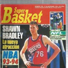 Coleccionismo deportivo: SUPER BASKET 199. Lote 137700706