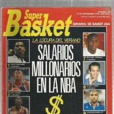 Coleccionismo deportivo: SUPER BASKET 46. Lote 137701810