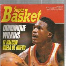Coleccionismo deportivo: SUPER BASKET 72. Lote 137702042