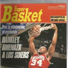 Coleccionismo deportivo: SUPER BASKET 82. Lote 137703182