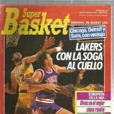 Coleccionismo deportivo: SUPER BASKET 33. Lote 137703418