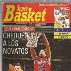 Coleccionismo deportivo: SUPER BASKET 156. Lote 137704230