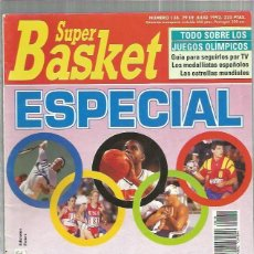 Collectionnisme sportif: SUPER BASKET 138. Lote 137704682