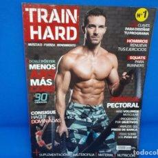 Coleccionismo deportivo: REVISTA TRAIN HARD Nº1. Lote 137871790