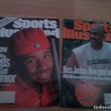 Coleccionismo deportivo: 2 REVISTAS SPORTS ILLUSTRATED DE FEBRERO DEL 2000. Lote 137958222
