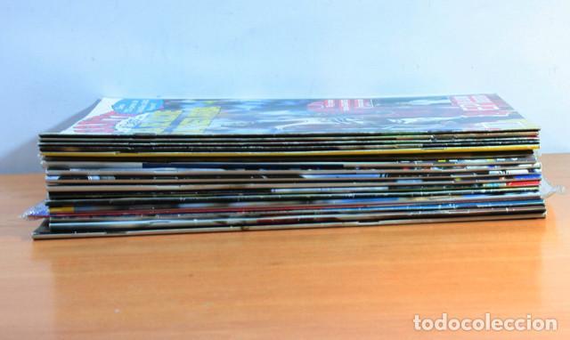Coleccionismo deportivo: LOTE 16 REVISTAS BALONCESTO GIGANTES BASKET, SUPERBASKET Y DON BASKET 1992 A 1994, VER DESCRIPCION - Foto 2 - 146391970