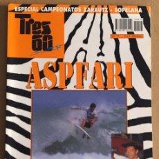 Coleccionismo deportivo: REVISTA TRES 60 SURF AND SKATE Nº 17. Lote 139302270