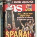 Coleccionismo deportivo: MUNDOBASKET 2006. ESPAÑA CAMPEON. TODOS LOS PERIODICOS ENCUADERNADOS. Lote 139597854