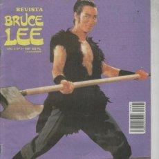 Coleccionismo deportivo: BRUCE LEE REVISTA NUMERO 02. Lote 140270204