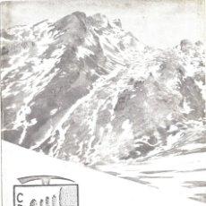 Coleccionismo deportivo: CLUB DEPORTIVO NAVARRA. 1942-1967. CIRCULAR 135. ABRIL 1967. Lote 140479810